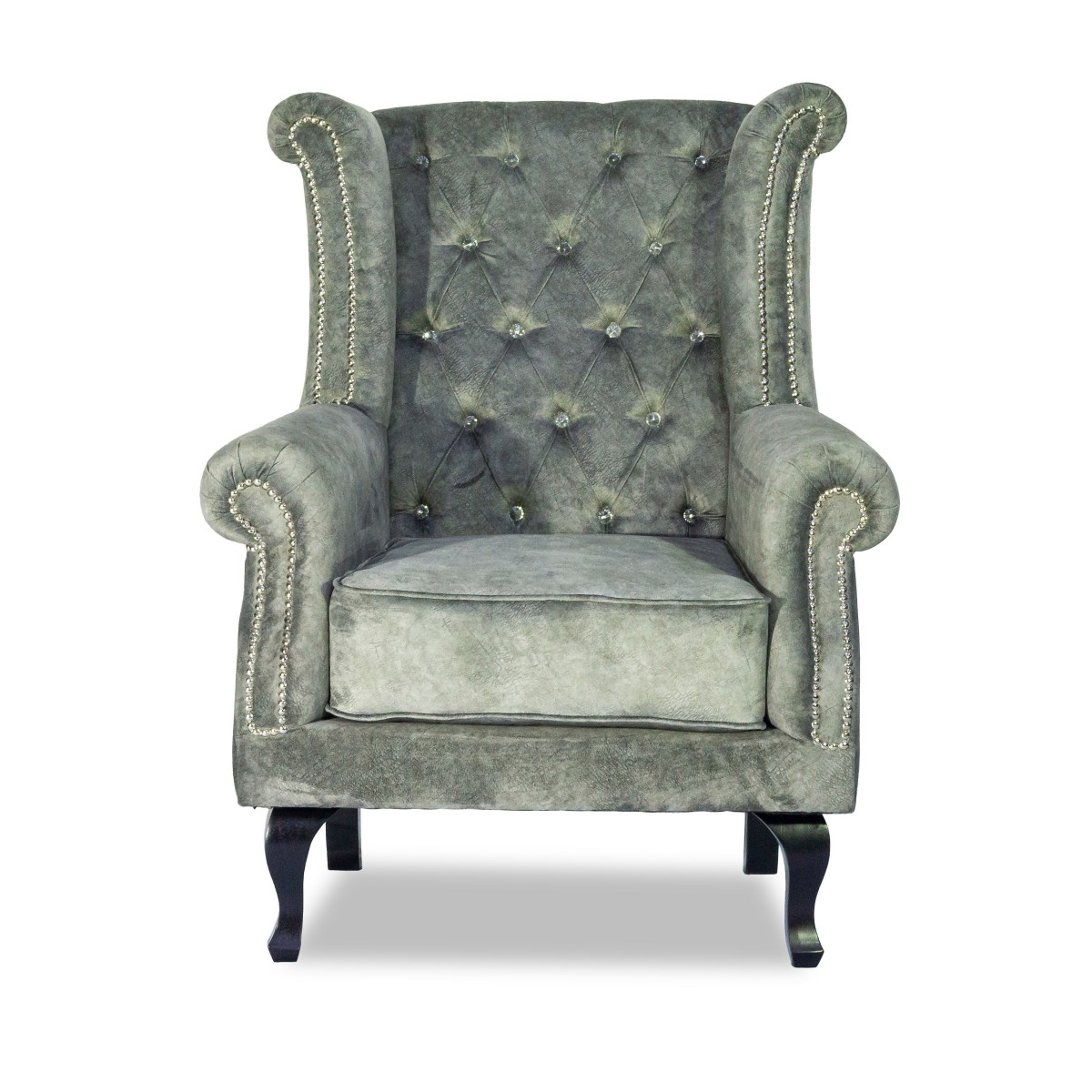 Chesterfield Wing Chair in Malaysia Online- Cassa Imperia